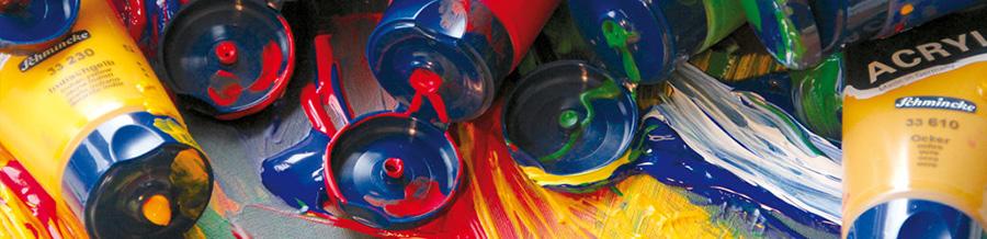 Акриловые краски в наборах
