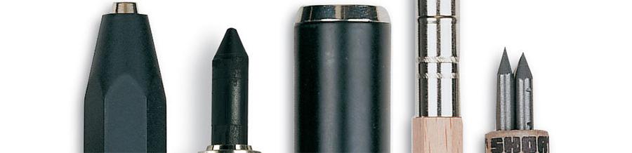 Цанговые карандаши и держатели