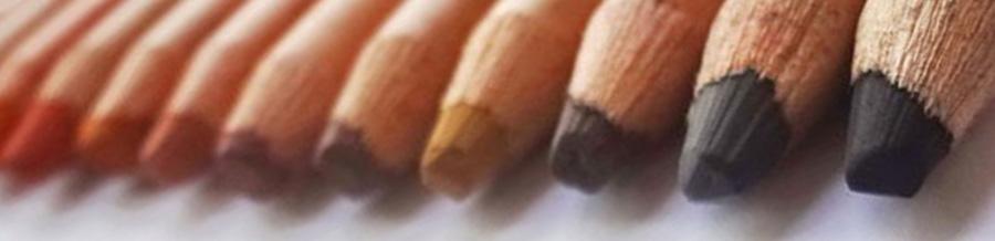 Эскизные карандаши