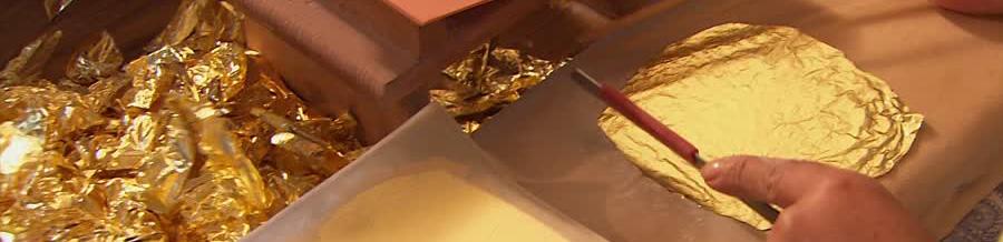 Поталь и сусальное золото