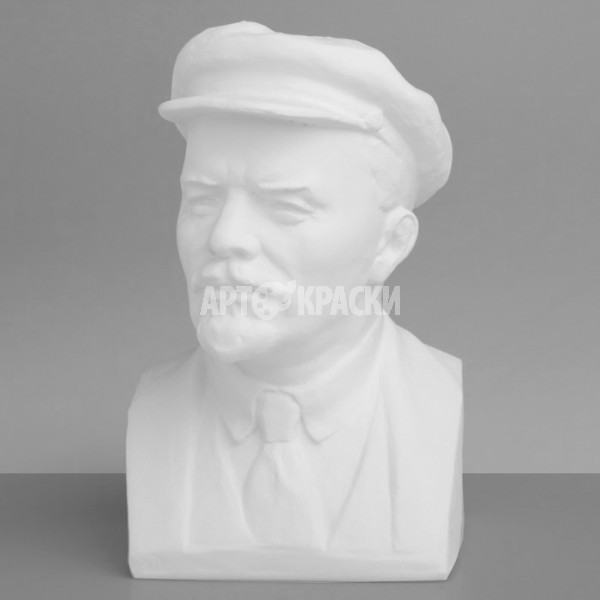 Бюст Ленина из гипса