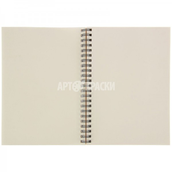 """Блокнот для эскизов """"Sketches"""" А4 120 листов на боковой пружине"""