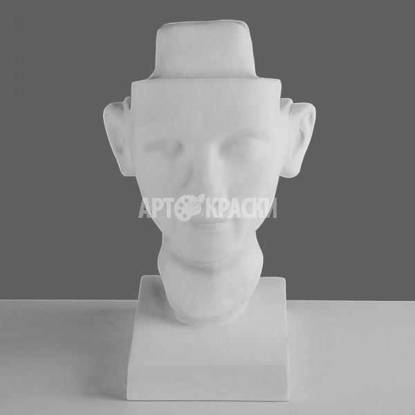 Голова Нефертити из гипса