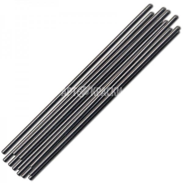 """Грифели для механических карандашей 0.5 мм BRAUBERG """"Black Jack"""" Hi-Polymer 2B 20шт"""