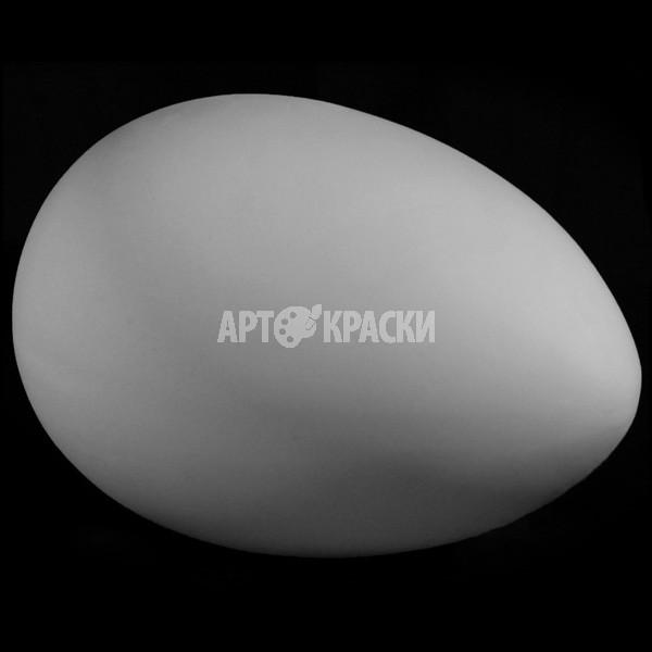 Яйцо из гипса