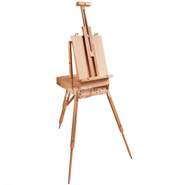 """Этюдник для художников """"BRAUBERG ART CLASSIC"""" бук с высотой холста 87 см"""