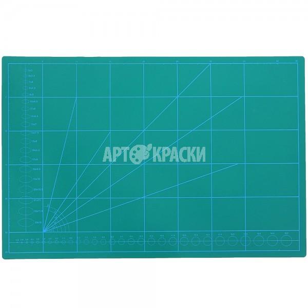 """Коврик для резки """"BOYI"""" А3 30×45 см двусторонний"""