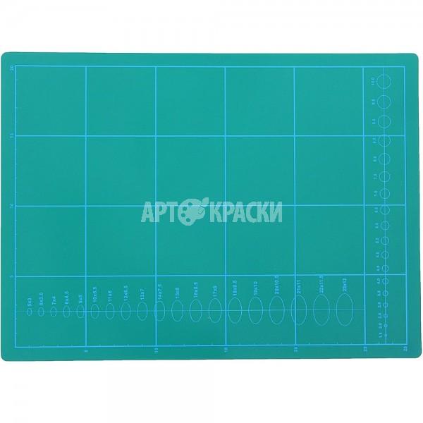 """Коврик для резки """"BOYI"""" А4 22×30 см двусторонний"""