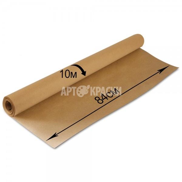 """Крафт-бумага для эскизов в рулоне """"BRAUBERG"""" 0,84 х 10 м"""