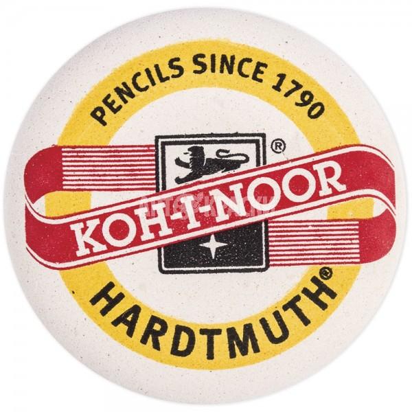 Мягкий ластик для рисунка Koh-I-Noor 6240 круглый 41мм