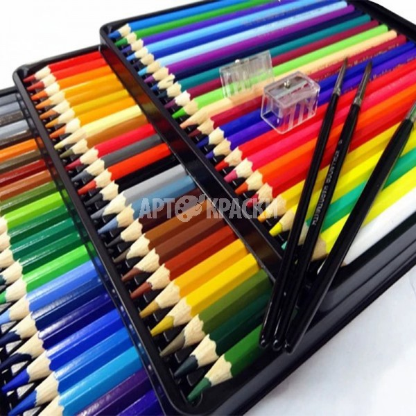 """Набор акварельных карандашей Koh-I-Noor """"MONDELUZ"""" 72 цвета"""