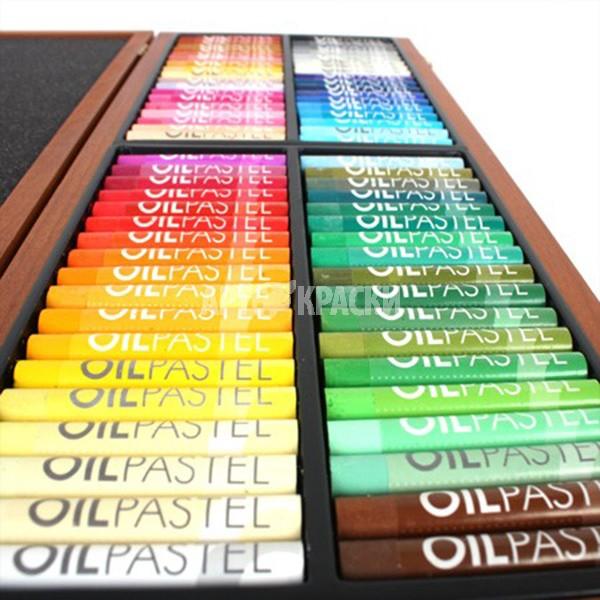 Набор масляной пастели Mungyo Oil Pastels 72 цвета