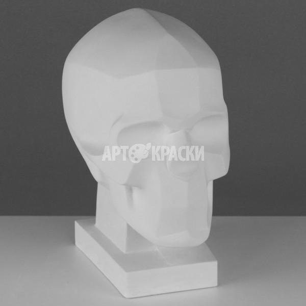 Обрубовка черепа по Баммесу из гипса