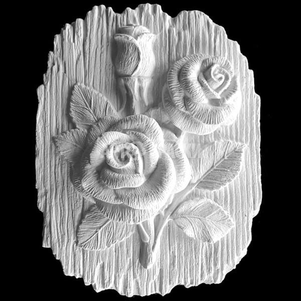 Основа для росписи «Розы» из гипса