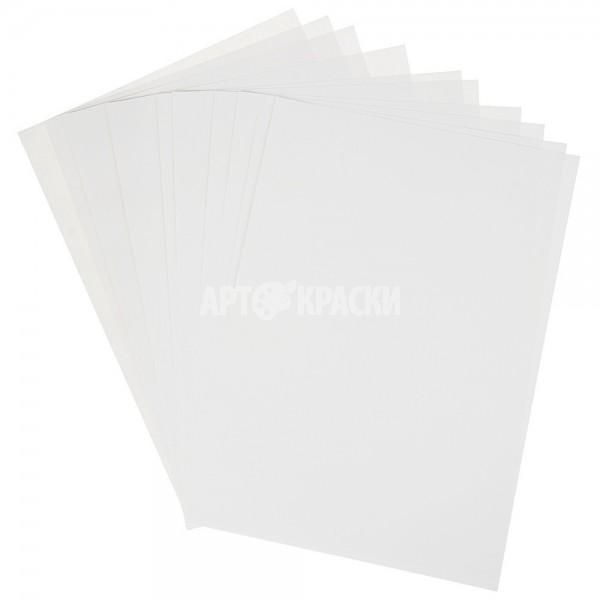 """Папка бумаги для гуаши """"Русское поле"""" А4 10 листов"""