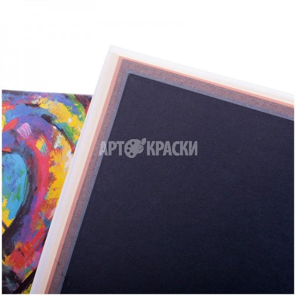 """Планшет для пастели """"Сладкие грезы"""" А2 18 листов 6 цветов"""