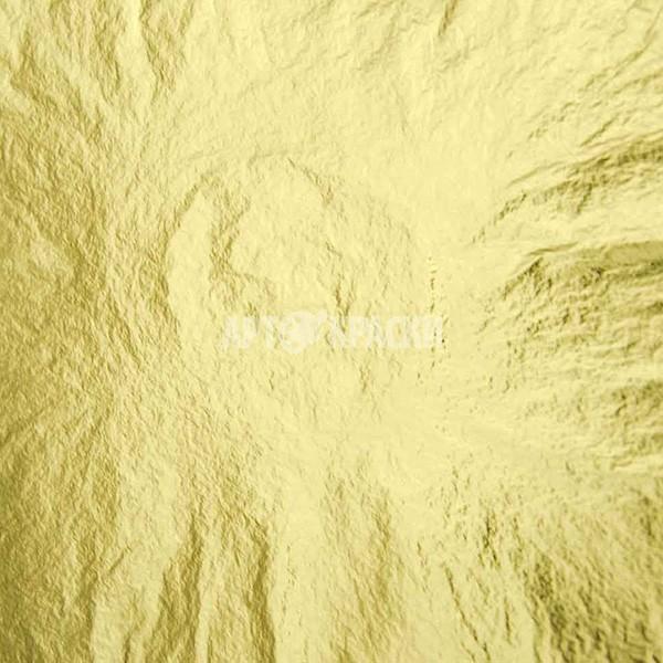 Поталь имитация золота Nazionale № 2,5 в рулоне 10 мм на 25 метров