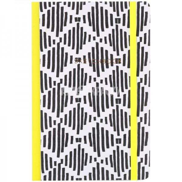 "Скетчбук для рисования Greenwich Line ""Contrast Scandy"" А5 14х21см 80 листов"