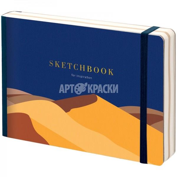 "Скетчбук для рисования Greenwich Line ""Desert"" 12х18 см 80 листов"