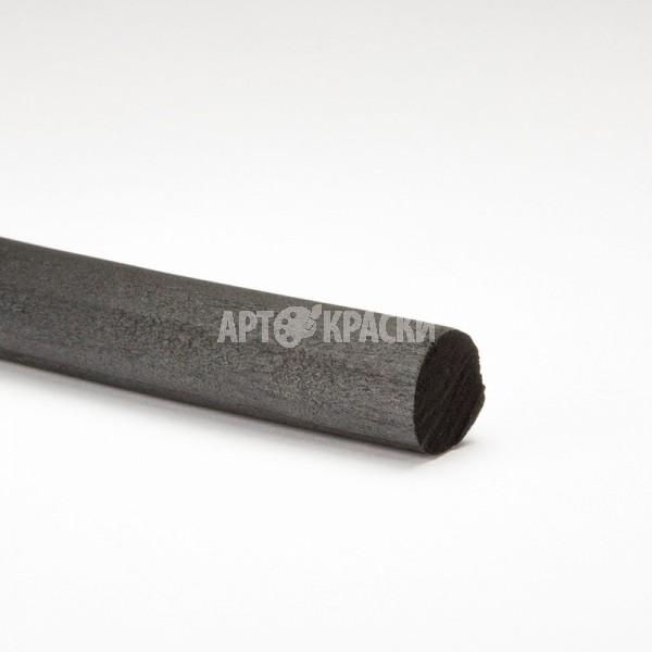 Уголь для рисования натуральный Milan, Ø 9-11 мм, 5 шт