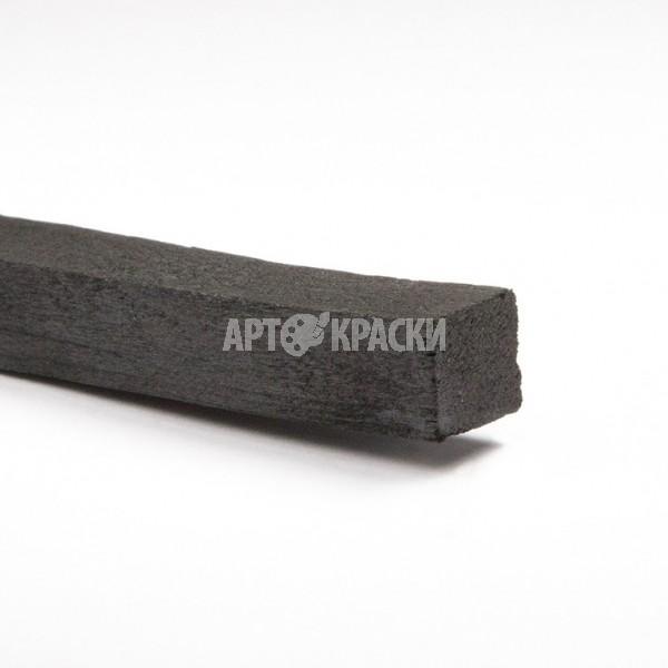 Уголь для рисования натуральный Milan, квадратный, 10x10x150 мм, 5 шт