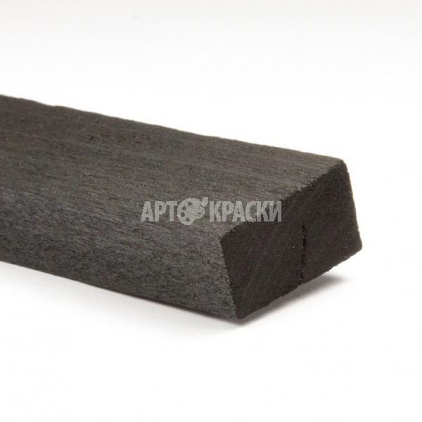 Уголь для рисования натуральный Milan, прямоугольный, 10x22x150 мм, 3 шт