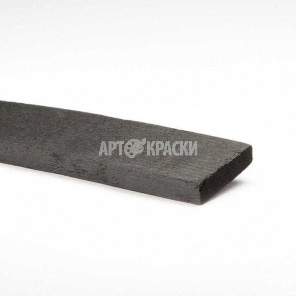 Уголь для рисования натуральный Milan, прямоугольный, 4x15x150 мм, 6 шт