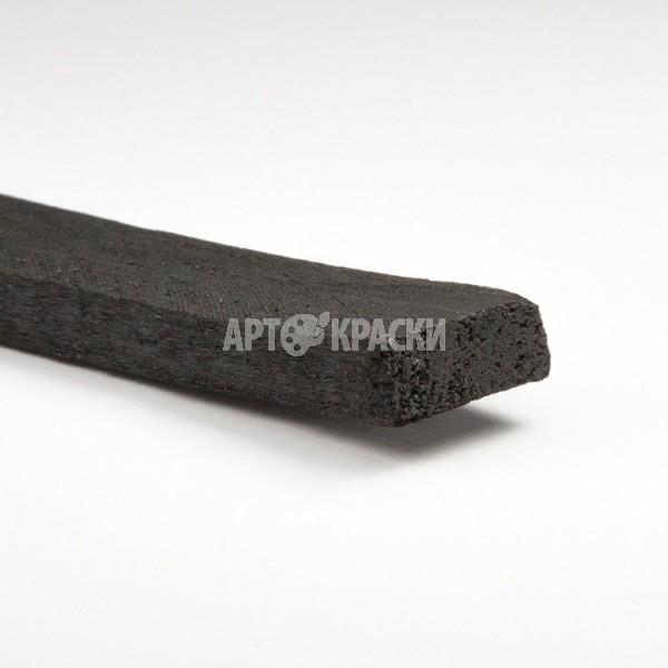 Уголь для рисования натуральный Milan, прямоугольный, 7x15x150 мм, 4 шт