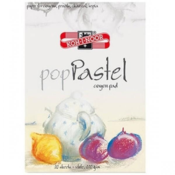 """Альбом для пастели Koh-I-Noor """"Pop Pastel"""" 245х345 мм 20 листов"""