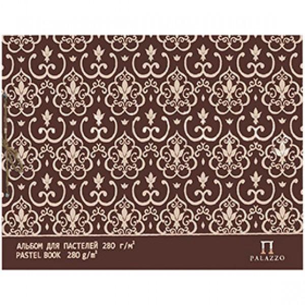 """Альбом для пастели """"Палаццо.Модерн"""" А3 20 листов сутаж слоновая кость"""