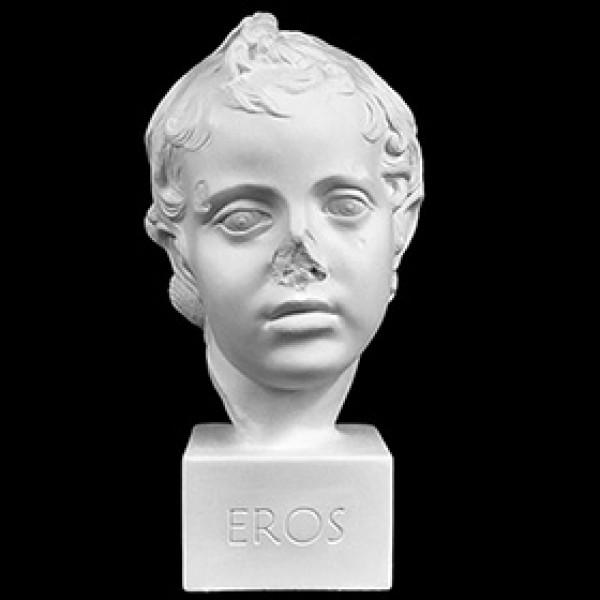 Голова Эрос Эфесский из гипса