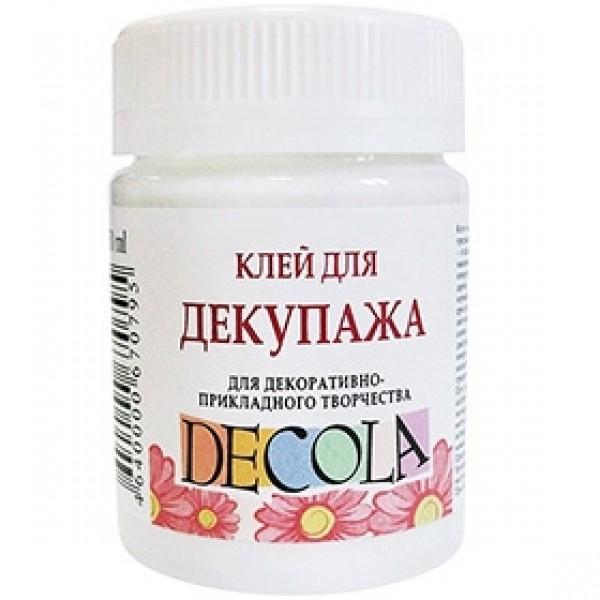"""Клей для декупажа """"Decola"""" 50мл"""
