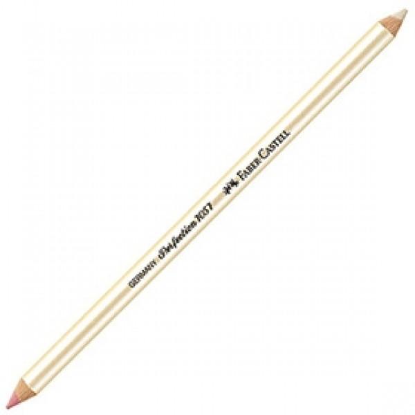 "Ластик карандаш Faber-Castell ""Perfection"" 7057 двухсторонний"