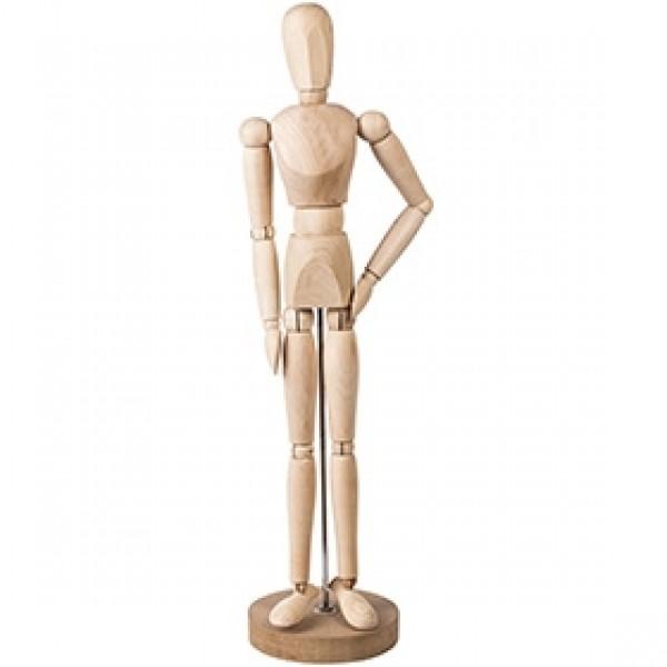 Манекен для рисования мужской BRAUBERG 51 см