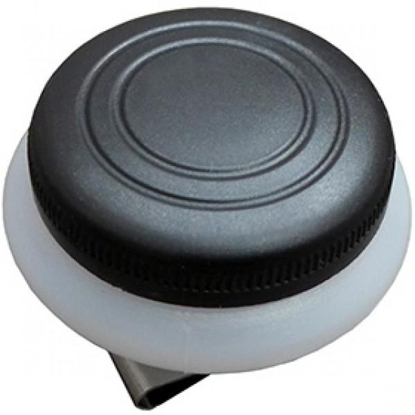 Масленка пластиковая с крышкой для живописи Ø 5 см