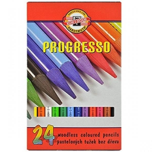 """Набор цветных карандашей Koh-I-Noor """"PROGRESSO"""" 24 цвета"""