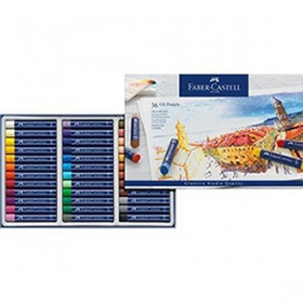 "Набор масляной пастели Faber-Castell ""Oil Pastels"" 36 цветов"