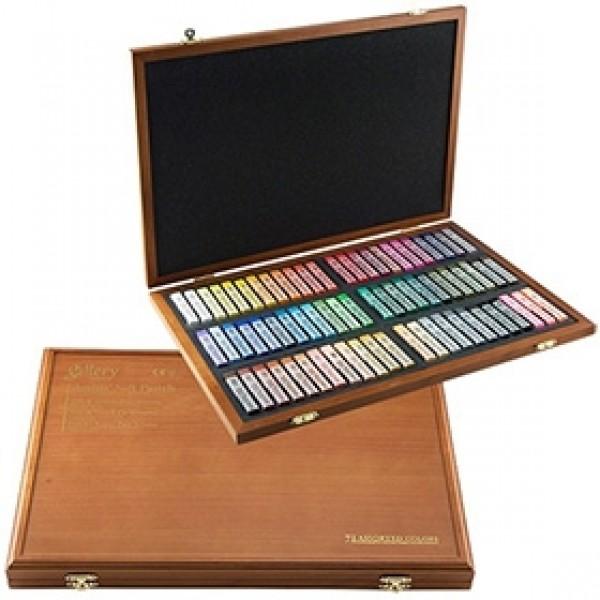 """Набор мягкой сухой пастели Mungyo """"Gallery Artist Soft Pastels"""" 72 цвета"""