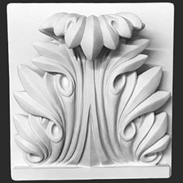 Орнамент Акант из гипса