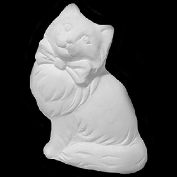 Основа для росписи «Кошка» из гипса