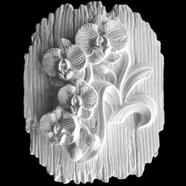 Основа для росписи «Орхидеи» из гипса