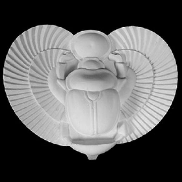 Основа для росписи «Жук-скарабей» из гипса