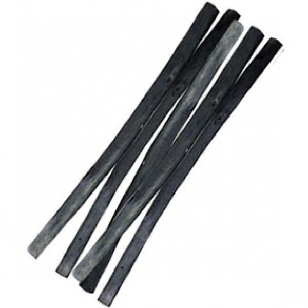 Уголь для рисования натуральный Ø 3-5 мм 5 шт в блистере
