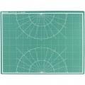 """Коврик для резки """"BRAUBERG"""" А2 60×45 см двусторонний"""