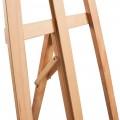 """Мольберт лира """"BRAUBERG ART CLASSIC"""" бук с высотой холста 126 см"""