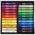 Набор масляной пастели Mungyo Oil Pastels 24 цвета