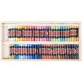 Набор сухой пастели «Подольск Арт-Центр» 60 цветов в деревянном пенале