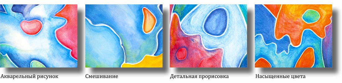 """Профессиональные акварельные карандаши Cretacolor """"Marino"""" в наборах"""